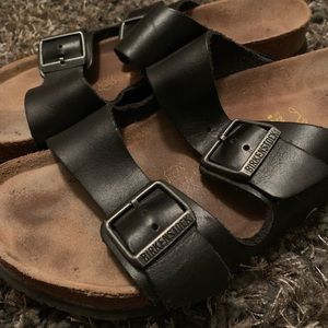 Birkenstock BLK Arizona Soft Footbed